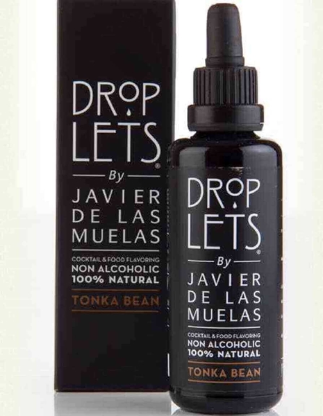 Picture of Droplets Tonka Bean Bitters, 50ml