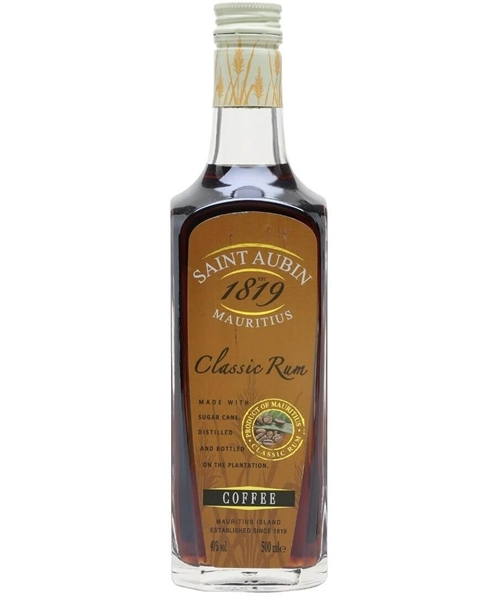 Picture of St Aubin Cafe Agricole, 50cl