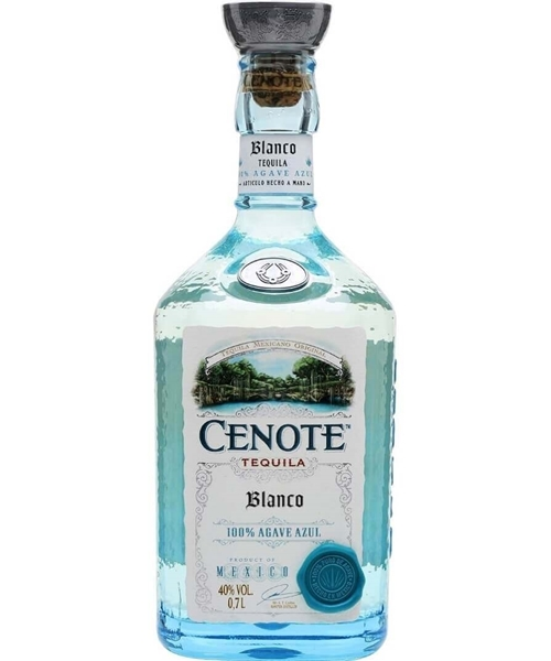 Picture of Cenote Blanco Tequila , 70cl