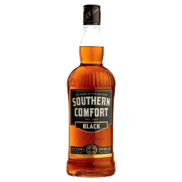Picture of Southern Comfort Black Liqueur, 70cl