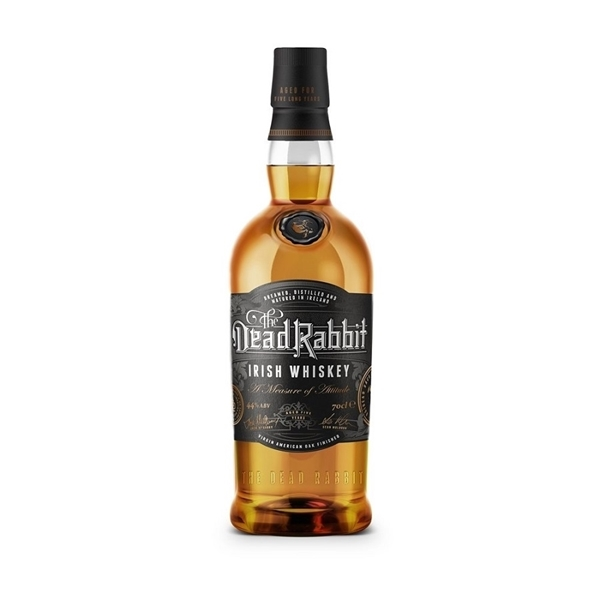 Picture of The Dead Rabbit Irish Whiskey 5yr, 70cl