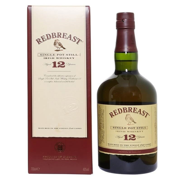 Picture of Jameson Redbreast 12 yr, 70cl