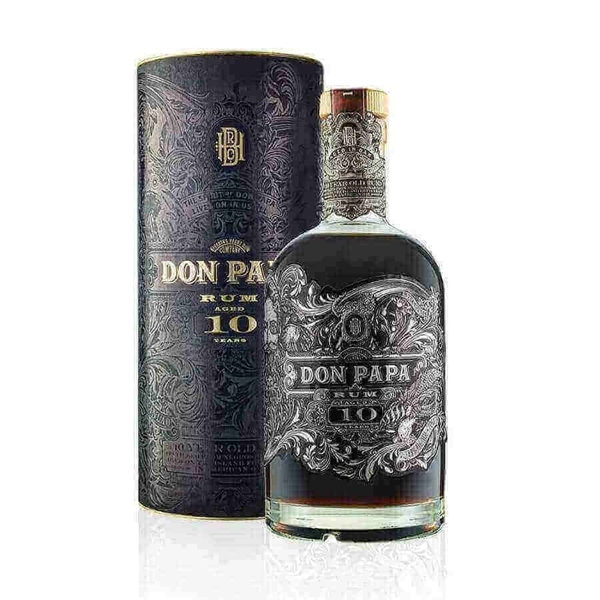 Picture of Don Papa 10yr  Rum, 70cl