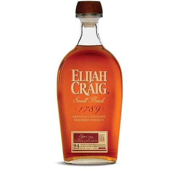 Picture of Elijah Craig Small Batch 47%, 70cl