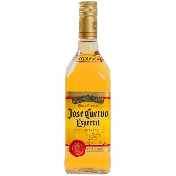 Picture of Jose Cuervo Gold, 70cl