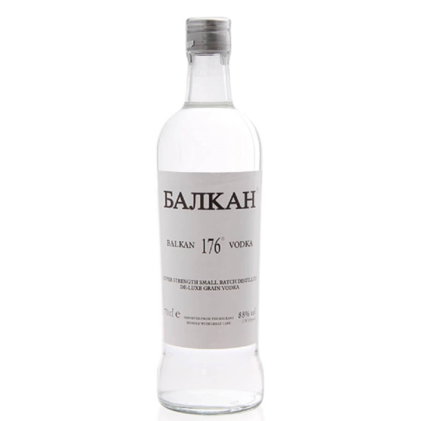 Picture of Balkan Vodka Strong Spirit  88 % , 70cl