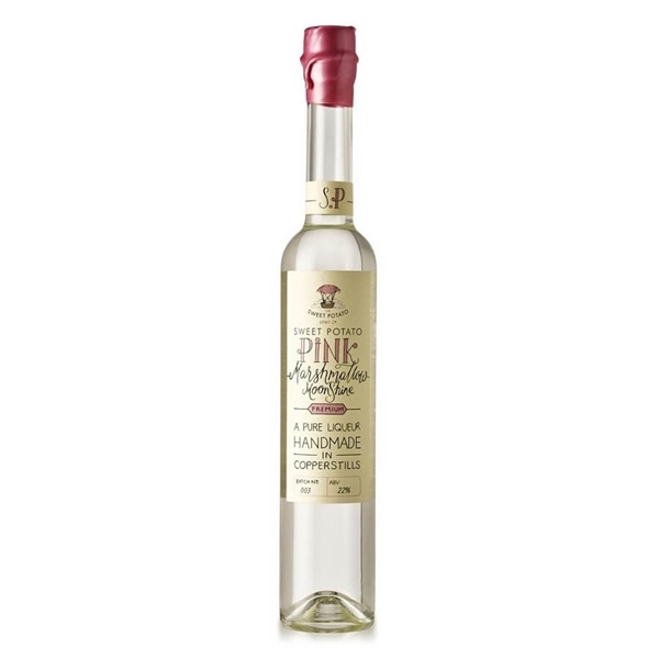 Picture of Sweet Potato pink marshmallow moonshine, 50cl