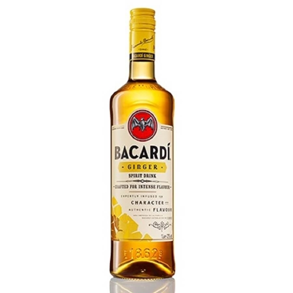 Picture of Bacardi Ginger, 70cl