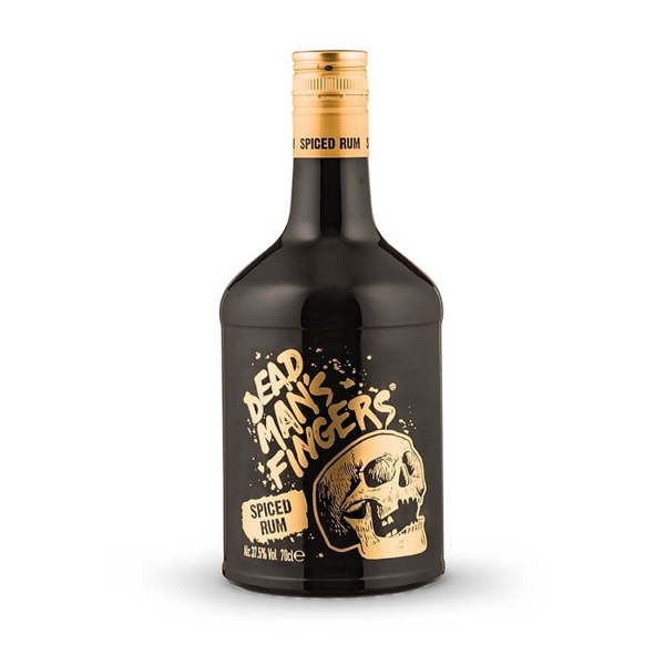 Picture of Dead mans Fingers Spiced Rum , 70cl