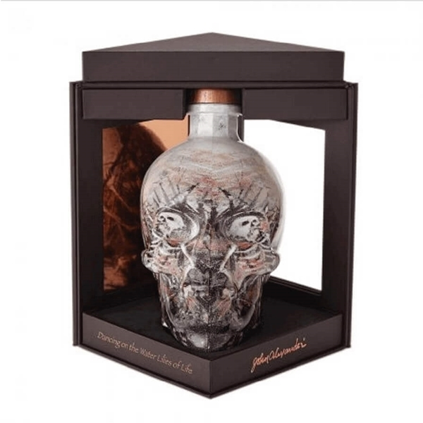 Picture of Crystal Head John Alexander Edition, 70cl