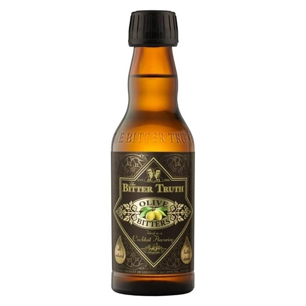 Picture of Bitter Truth Olive Bitters, 200ml