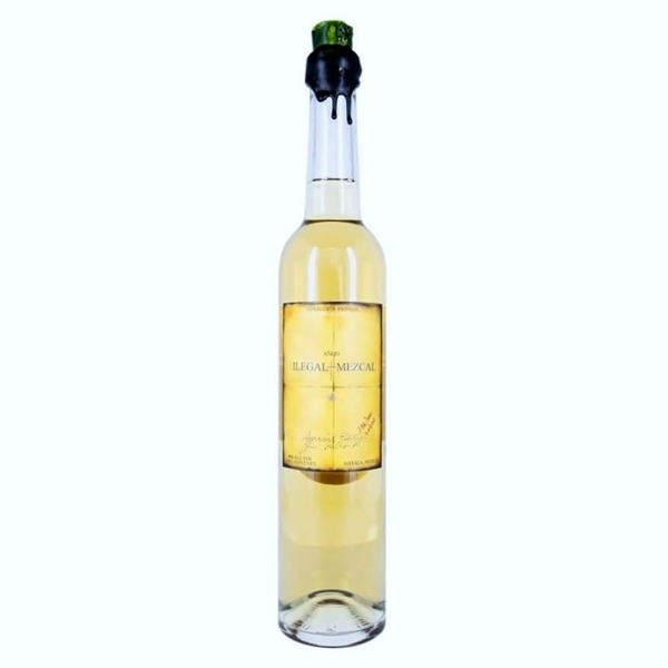 Picture of Ilegal Mezcal Anejo, 70cl
