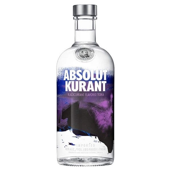 Picture of Absolut Kurrant, 70cl