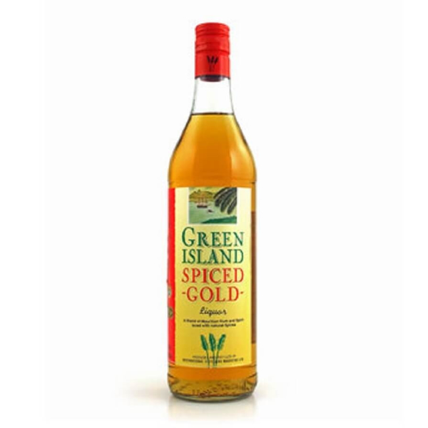 Picture of Green Island Spiced, 70cl