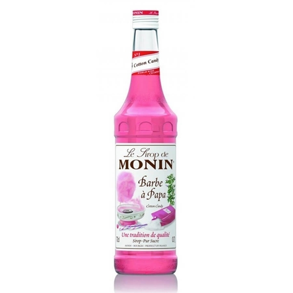 Picture of Monin Candy Floss Syrup, 70cl