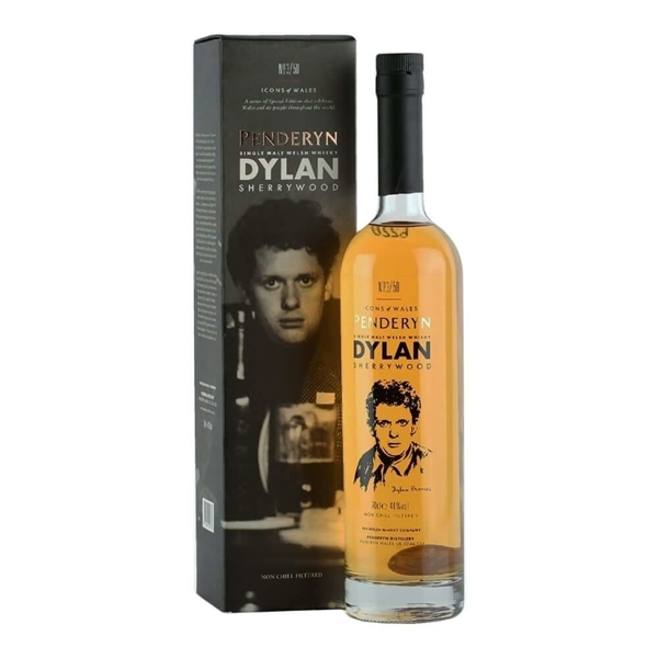 Picture of Penderyn Dylan Thomas Sherrywood, 70cl