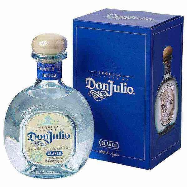Picture of Don Julio Blanco, 70cl