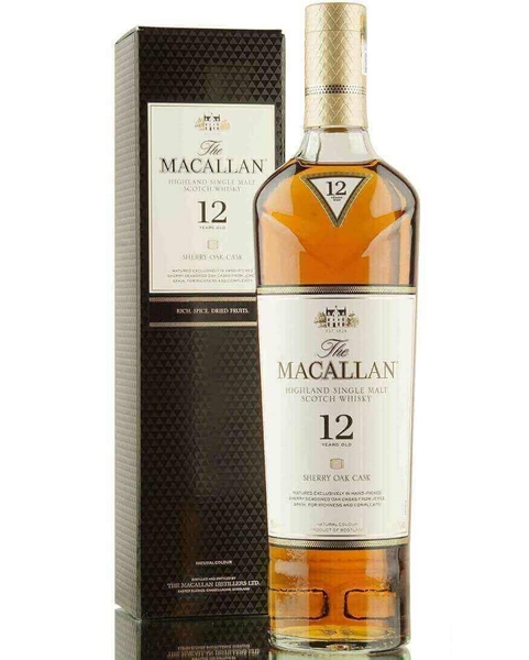 Picture of Macallan 12 yr Sherry Oak, 70cl