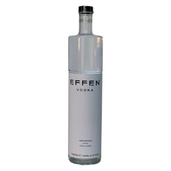 Picture of Effen Plain Vodka, 70cl
