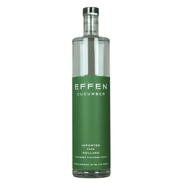 Picture of Effen Cucumber Vodka, 70cl