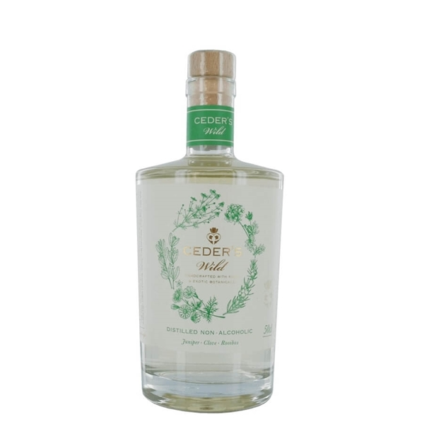 Picture of Ceders Wild Gin, 50cl alcohol free