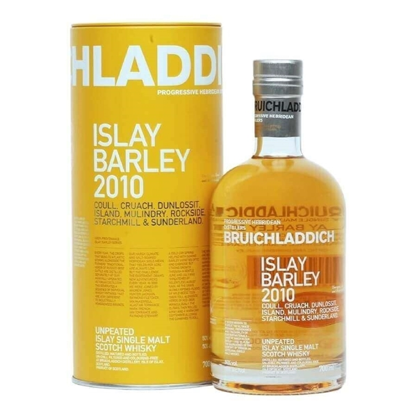Picture of Bruichladdich 2010 Barley islay, 70cl