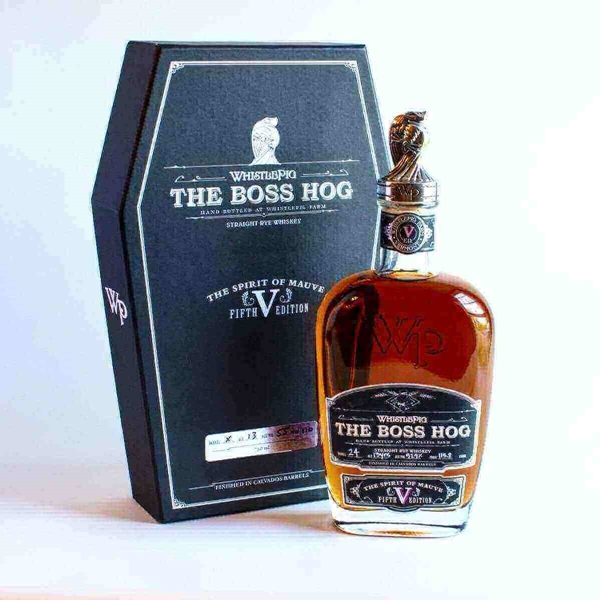 Picture of Whistle Pig Boss Hog V Mauve, 75cl