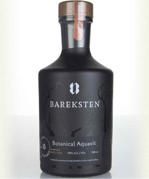 Picture of Bareksten Botanical Aquavit, 70cl