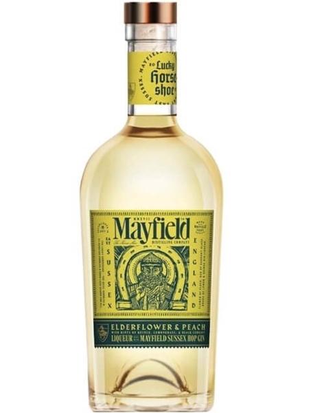 Picture of Mayfield Elderflower & Peach Gin, 50cl