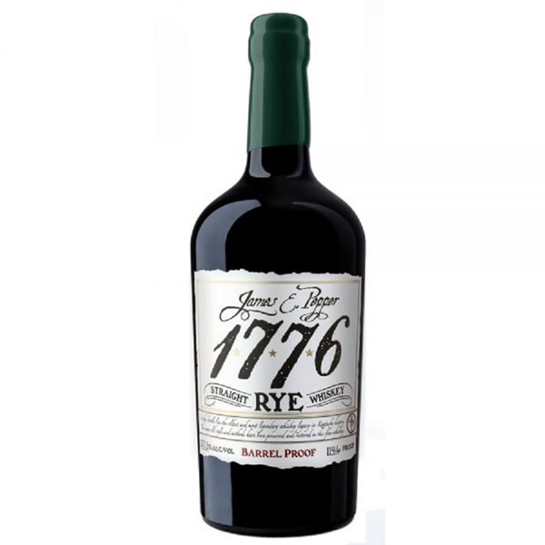 Picture of 1776 James E Pepper Barrel Proof Rye, 70cl