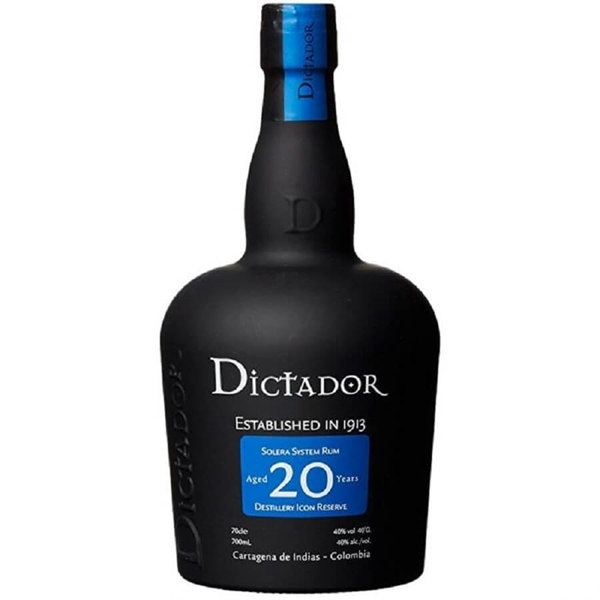 Picture of Dictador 20yr Rum, 70cl