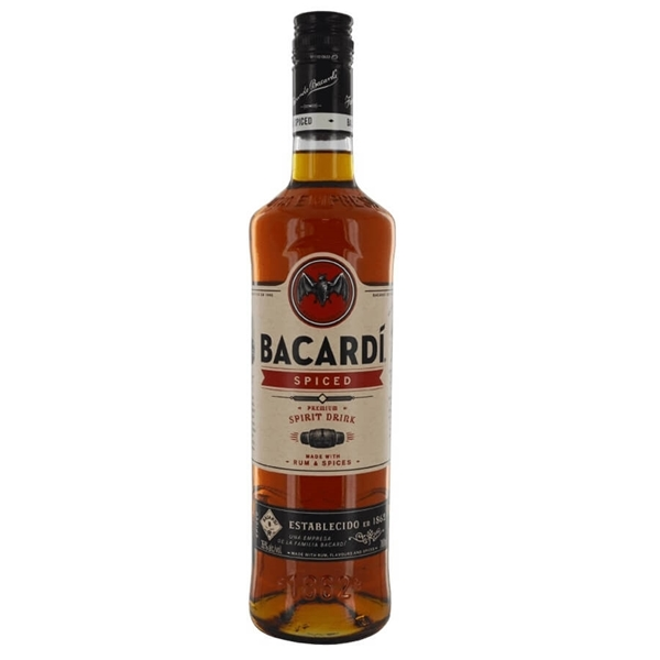 Picture of Bacardi Spiced Rum Spirit, 70cl