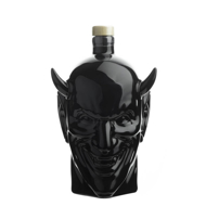 Picture of Fallen Angel Spiced Rum  Ceramic Head , 70cl