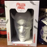 Picture of Fallen Angel Blood Orange Gin  Ceramic Head, 70cl