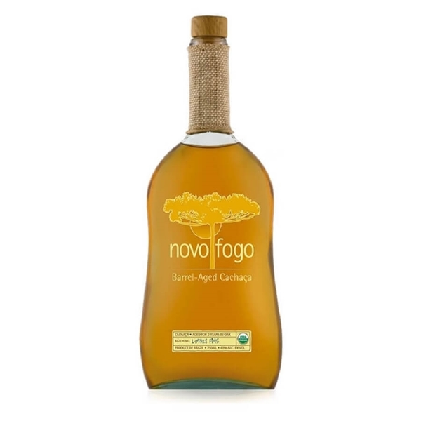 Picture of Novo Fogo Barrel Aged Cachaca, 70cl