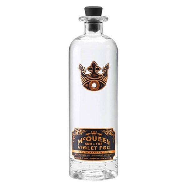 Picture of McQueen & the Violet Fog Gin, 70cl