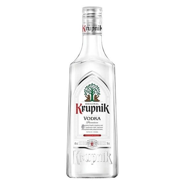 Picture of Krupnik Plain Vodka, 70cl