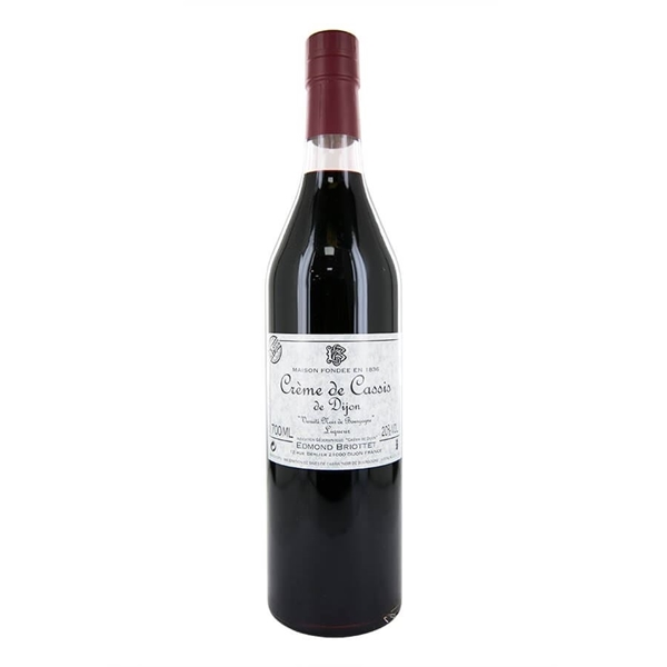 Picture of Briottet Dijon Cassis, 70cl