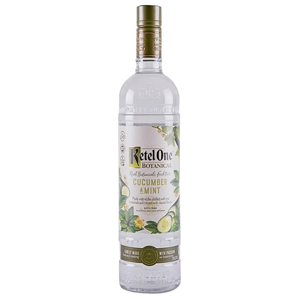 Picture of Ketel Cucumber & Mint Botanical, 70cl