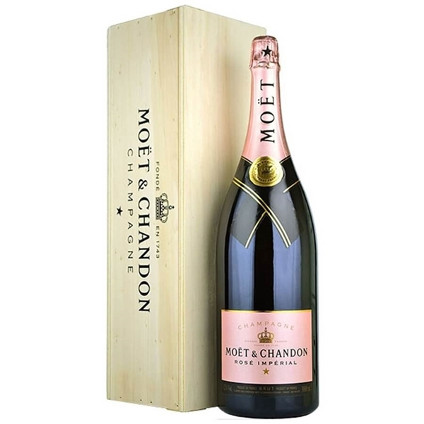 Picture of Moet & Chandon Imperial Rose, 3L