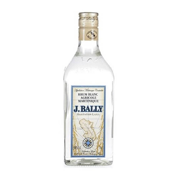 Picture of J. Bally  Blanc Overproof Agricole, 70cl