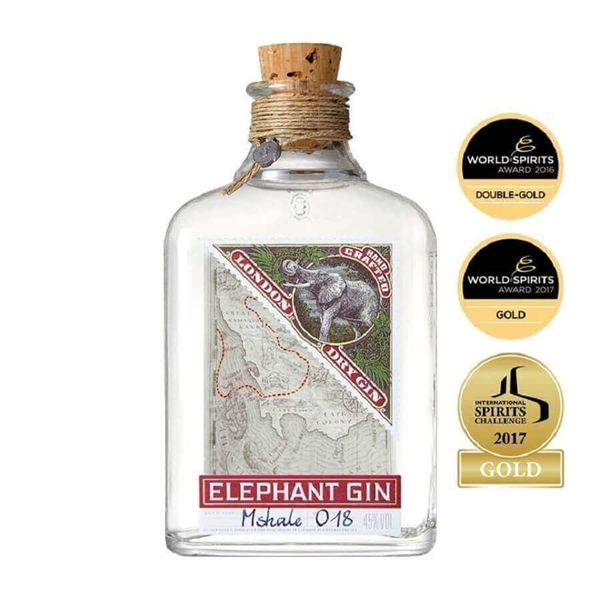 Picture of Elephant Handcrafted London Dry Gin, 50cl