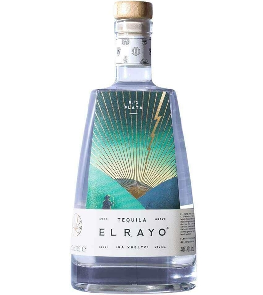 Picture of El Rayo Plata, 70cl