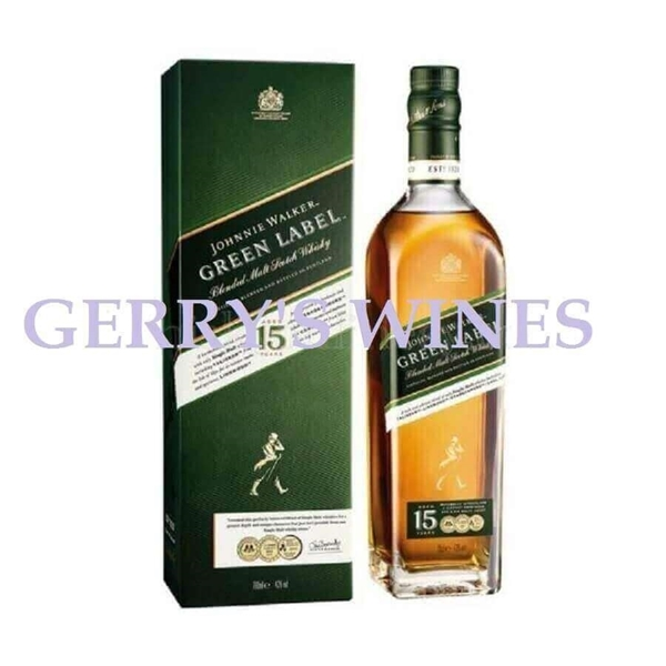 Picture of Johnnie Walker Green 15yr, 70cl