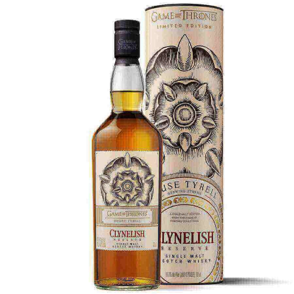 Picture of House Tyrell Clynelish Game of Thrones , 70cl * 0ffer