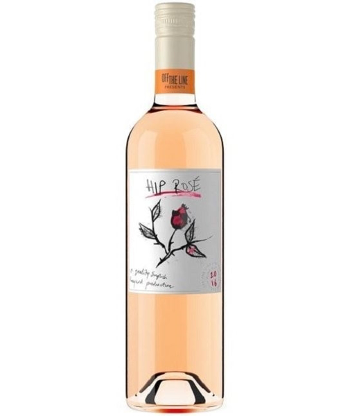 Picture of Off the Line Hip Rose , 75cl