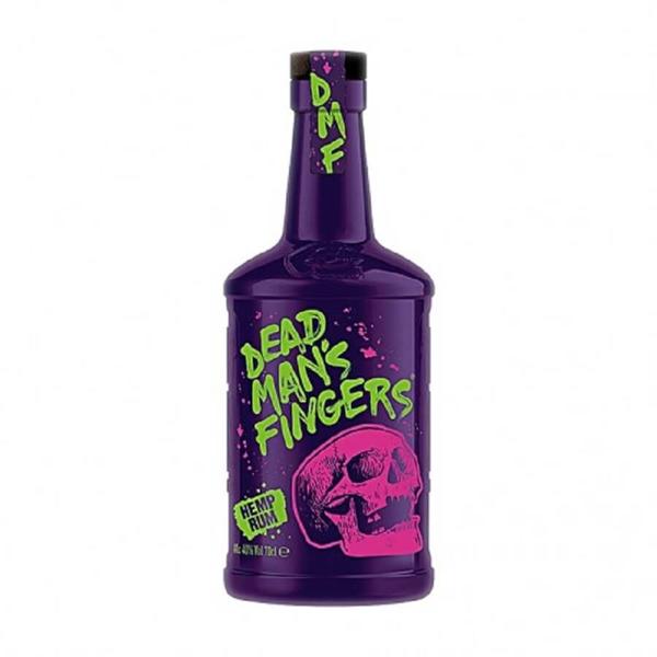 Picture of Dead mans Fingers Hemp Rum , 70cl