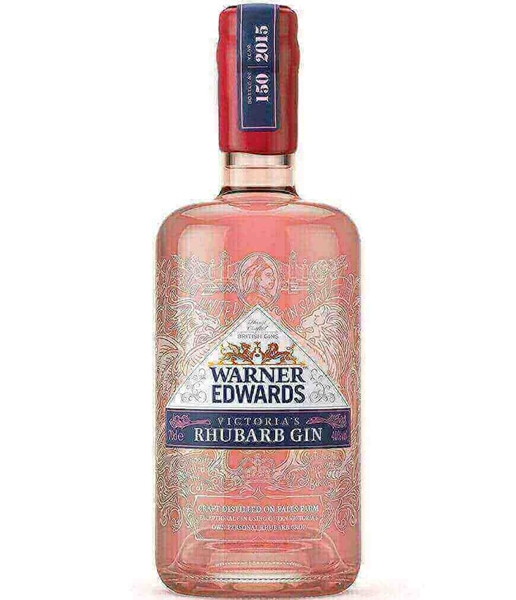 Picture of Warners Victorian Rhubarb Gin, 70cl