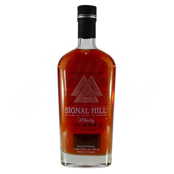 Picture of Signal Hill Whiskey Canada, 70cl