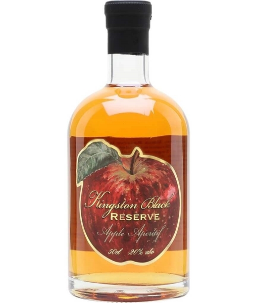 Picture of Kingstone Black Apple, 50cl